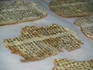 10 Egipt Alexandria Kodeks pergaminowy