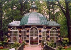 20 Rosja Peterhof Zespołu pałacowo-parkowego 3