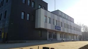 Nowa siedziba Komendy Powiatowej Policji w Rykach