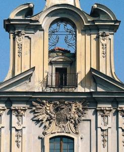 223 KRAKÓW Barokowy Kościół oo Pijarów 2