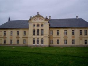 227 RADZYŃ PODLASKI Barokowy Pałac Potockich