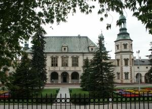 29 KIELCE Pałac Biskupów Krakowskich 1