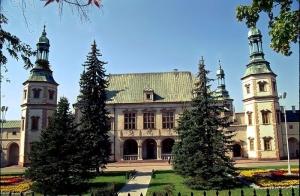 47 KIELCE Pałac Biskupów Krakowskich 2