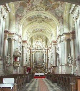 7 Słowacja Jasov Kościół pw Św Jana Chrzciciela