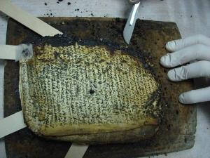 8 Egipt Alexandria Kodeks pergaminowy 1