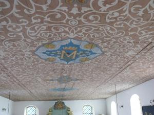 Kościół NMP w Budowie strop