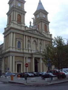 Katedra Zbawiciela Boskiego w Ostrawie elewacja po remoncie