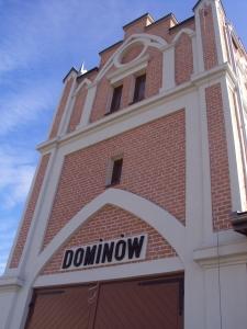 Wieża w Dominowie